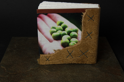 Book of Taasty Peas - Back