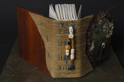 Book of Lost Causes - Binding