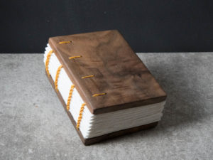 Walnut Journal: Front View